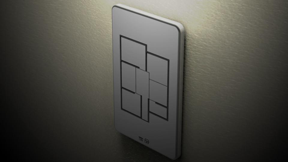 Fim do medo do escuro blog japiass - Modelos de interruptores de luz ...