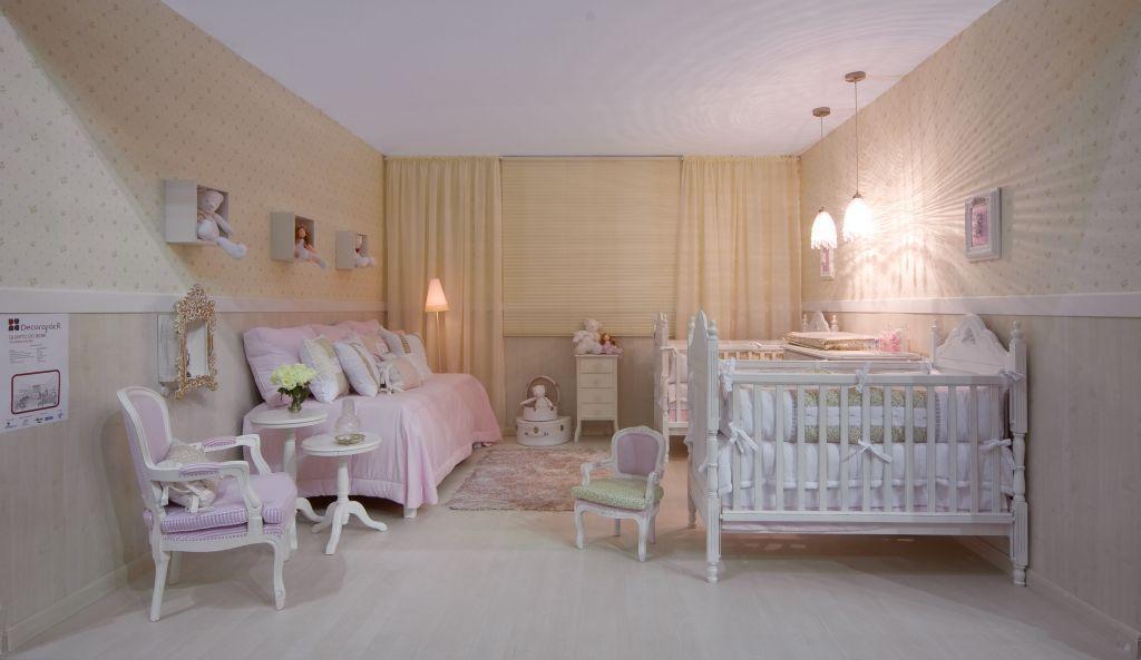 Iluminação para quarto de bebê  Blog Japiassú