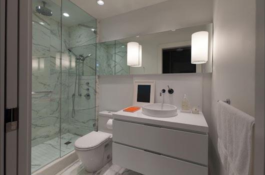 A ILUMINAÇÃO DO BANHEIRO  Blog Japiassú -> Iluminacao Banheiro Pequeno